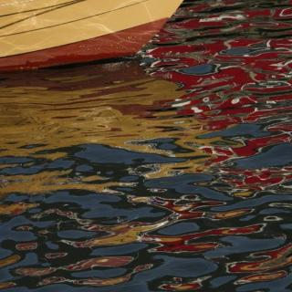 Mary Jane Goodchild: Boats In Lunenburg_Altered Reality